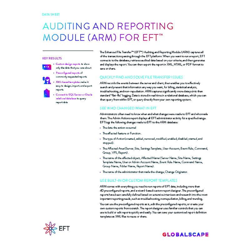 Auditing and Reporting - Data3V Experts en Transfert de