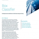 Box Classifier Datasheet