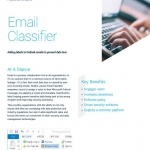 Email Classifier Datasheet