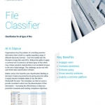 File Classifier Datasheet