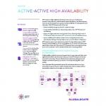 Active-Active High Availability